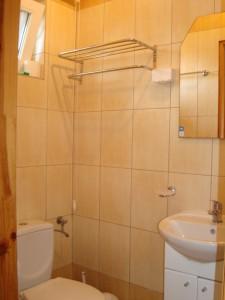 Pokój nr 20 - łazienka