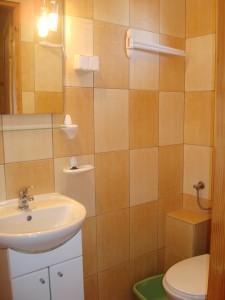 Pokój nr 8 - łazienka