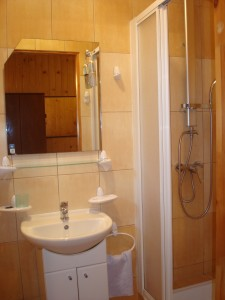 Pokój nr 10 - łazienka
